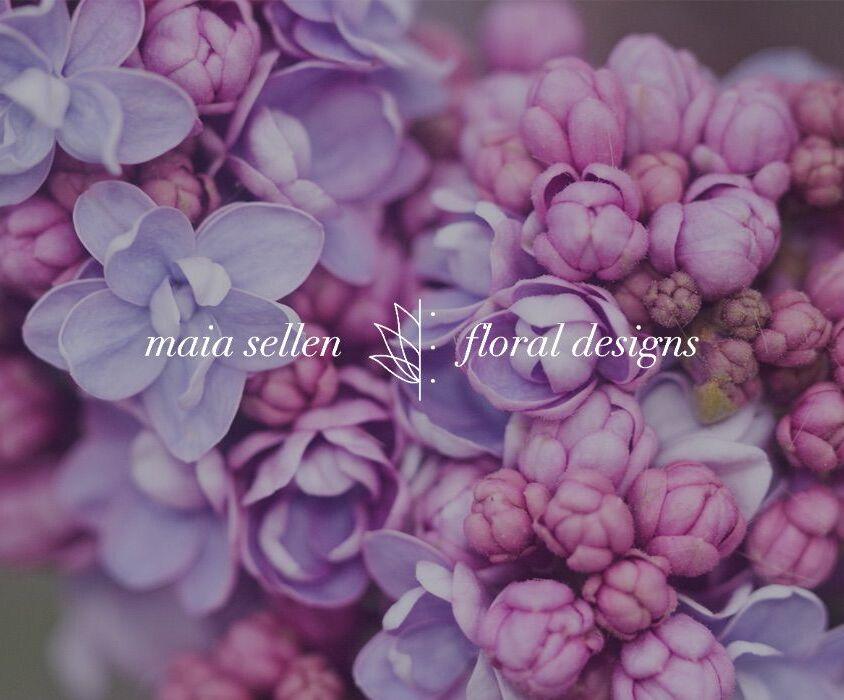 Maia Sellen Dorset Florist