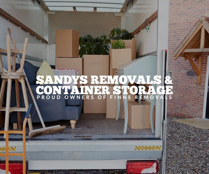 Sandy's Removals and Storage